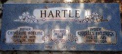 Catherine Adeline <I>Allen</I> Hartle