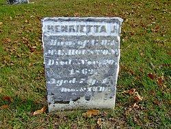 Henrietta J Houston