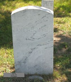James H Myers