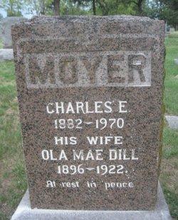 Charles E Moyer