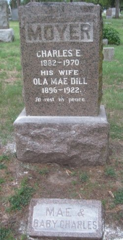 Ola Mae <I>Dill</I> Moyer