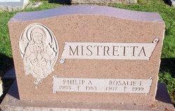 Rosalie I. Mistretta