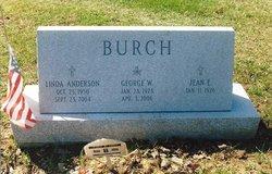 Linda Susan <I>Burch</I> Anderson