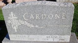 Maxine G. Cardone