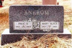 Mary Alice Ankrom