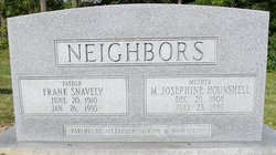 Frank Snavely Neighbors
