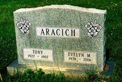 Evelyn Marie <I>Miller</I> Aracich