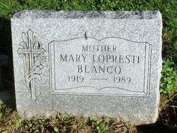 Mary <I>LoPresti</I> Blanco