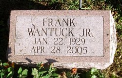 Frank Wantuck, Jr