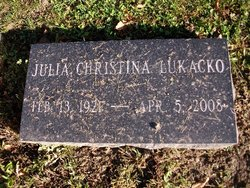 Julia Christina Lukacko