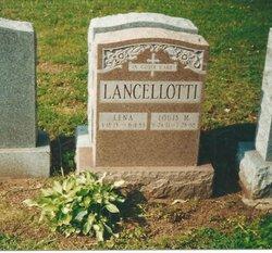 """Pasqualena """"Lena"""" <I>Lucca</I> Lancellotti"""