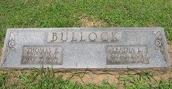 Leatha Lois <I>Taylor</I> Bullock