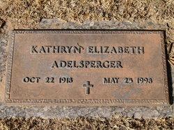 Kathryn Elizabeth Adelsperger