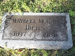 Maybell <I>Moran</I> Diers
