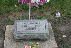 """Mária """"Mary"""" <I>Zalehova</I> Sokatch"""