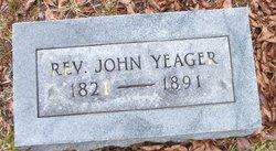 Rev John Yeager