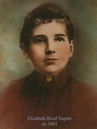 Elizabeth Jones <I>Reed</I> Napier