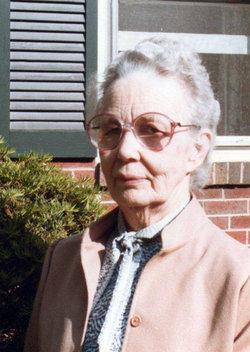 Mary Virginia <I>Lyddane</I> Foster