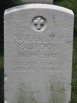 William H Gordon