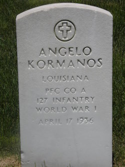 PFC Angelo Kormanos