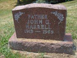 """John Gerald """"Dick"""" Harrell"""