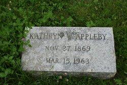Sarah Kathryn <I>Waters</I> Appleby