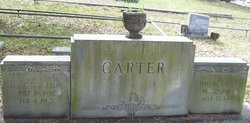 Maudie <I>Savage</I> Carter