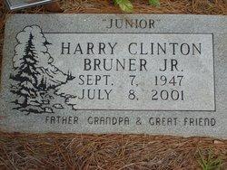 """Harry Clinton """"Junior"""" Bruner, Jr"""