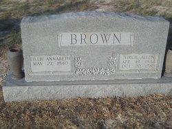 Lillie Annabeth Brown