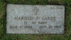 Harold Edgar Garde