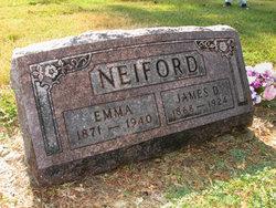 Emma A. <I>Voltz</I> Neiford