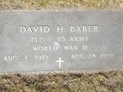 David Howard Baber