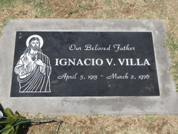 Ignacio V Villa