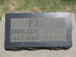 Lucinda Jane <I>Roberts</I> Fox