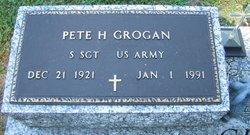Pete H Grogan