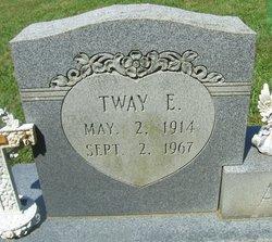 Tway E Allen