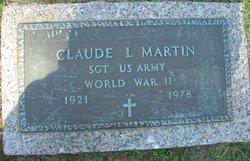 Claude Louis Martin