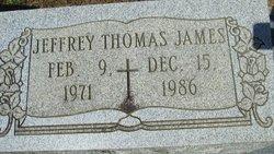 Jeffrey Thomas James