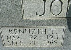 Kenneth Thomas Johnson