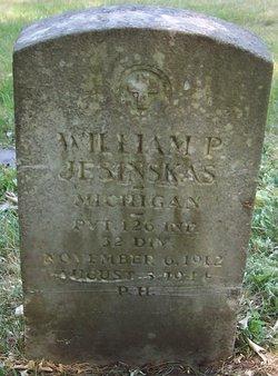 William P Jesinskas