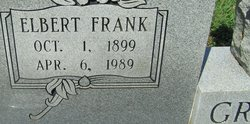 Elbert Frank Greene