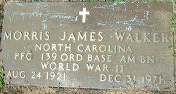Morris James Walker