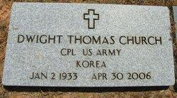 Dwight Thomas Church