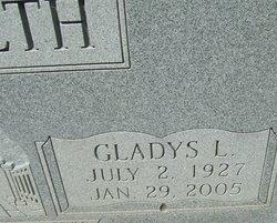 Gladys L Suddreth