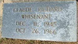 Claude Richard Whisenant