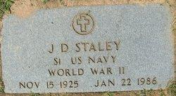J D Staley
