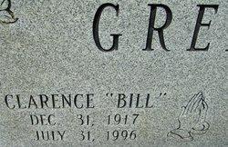 """Clarence """"Bill"""" Greene"""