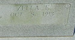 Zella E <I>Graham</I> Greer