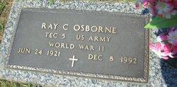 Ray C Osborne
