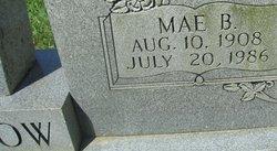Mae B <I>Bishop</I> Barlow